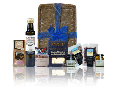 Absolutely Fab Gourmet Basket-AFB1011