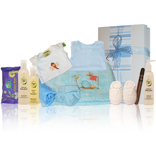 Baby Gift Hampers Under $50 : New baby deluxe gift box absolutely fabulous