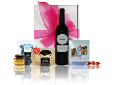Wine & Nibbles Gift Box-AFBX1012