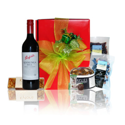 Xmas Beer or Wine Gift Box-AFBX1024